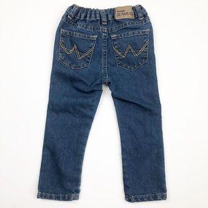 Wrangler Toddler Jeans Slim Straight 3T